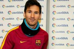 Messi La Liga'nın Ocak ayı en iyi oyuncusu seçildi