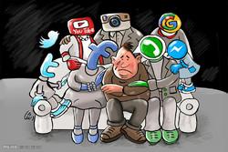 برترین کاریکاتورهای ۲۴ بهمن ۹۴