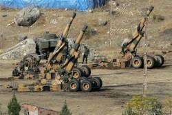 توپخانه ترکیه مناطقی را در شمال عراق بمباران کرد