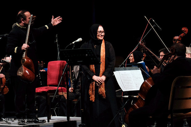 Khorshid, Vaziri Music Concerts perform on Fri.