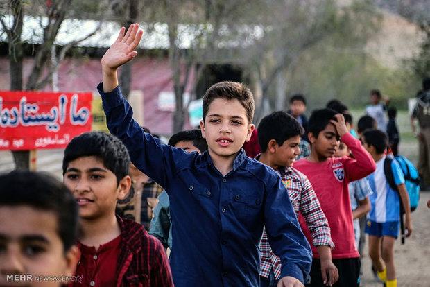 ششمین یادواره کشوری کودک
