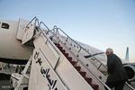 ظریف تهران را به مقصد ترکیه ترک کرد