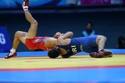 Iran bags 3 gold, 1 bronze at Ukraine wrestling tournament