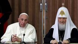 Russian Patriarch -POPE