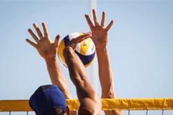 عنوان پنجمی والیبالیستهای معلول قم در مسابقات ساحلی کشور