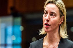 EU chief arrives in Tehran for expanding ties