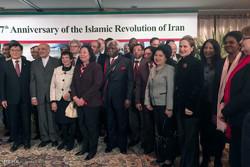 مراسم روز ملی جمهوری اسلامی ایران در کره جنوبی