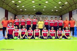 ايران تحرز بطولة كأس القارات للكرة الطائرة من وضع الجلوس