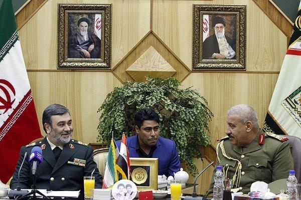 Iran, Iraq to strengthen border ties