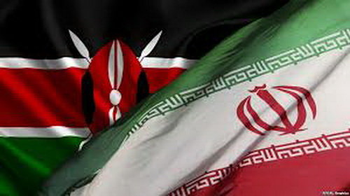 Kenyan speaker in Tehran for parliamentary ties