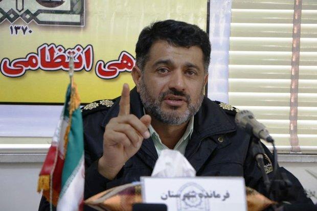سرهنگ علی الهامی