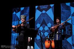اجرای گروه عاشیقلار و ساحل مکران