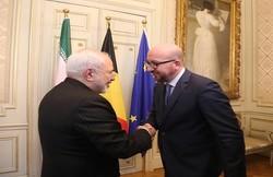 رئيس الوزراء البلجيكي : ننتظر زيارة الرئيس روحاني الى بروكسل