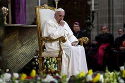 پوپ کا موت کی سزا ختم کرنے کا مطالبہ