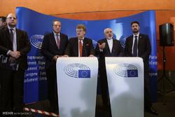 سخنرانی محمد جواد ظریف وزیر مور خارجه درکمیته روابط خارجی پارلمان اروپایی