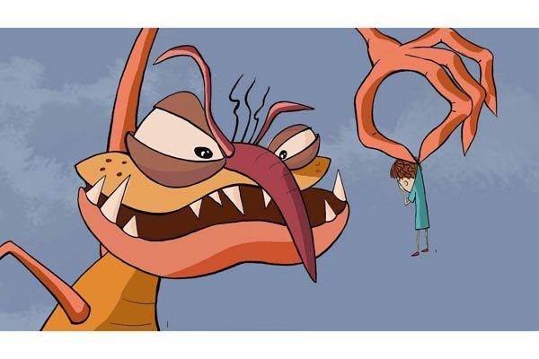 انیمیشن «ساسیسم» ساخته شد/ قصه یک ساس با مشکلات روانی