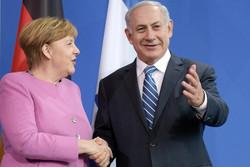 مرکل نتانیاهو
