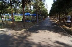 کمپینگ بوستان غدیر قم
