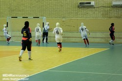 تیم هیأت فوتبال مریوان به لیگ برتر فوتسال دختران کشور صعود کرد