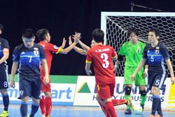 تصمیم عجیب در مرحله مقدماتی فوتسال جام ملتهای آسیا
