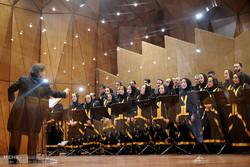 اجرای کر ارکستر سمفونیک تهران به رهبری رازمیک اوحانیان - آلدورومانو ، موسیقی جز فرانسه