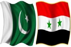 باكستان تحترم استقلال سوريا وسلامة أراضيها