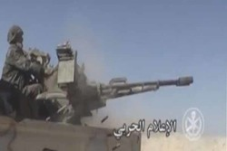 مشاهد من تقدم الجيش السوري في ريف حمص
