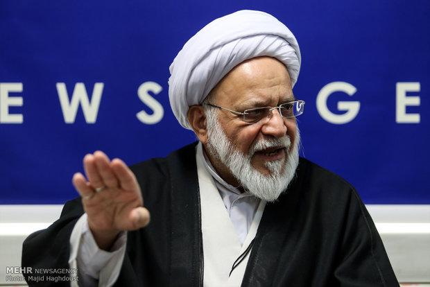 حضورم در انتخابات مجلس با اصرار آیتالله موحدی کرمانی بود