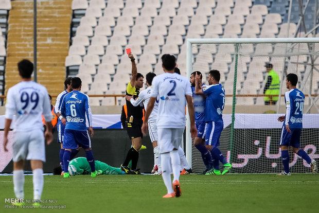 تیم فوتبال آلومینیوم اراک خیبر خرم آباد را جاگذاشت