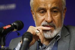 نشست خبری الیاس نادران و احمد توکلی در خبرگزاری مهر