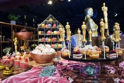 منوی شام اسکار ۲۰۱۶ اعلام شد/ از صدف و خاویار تا کیک و شکلات