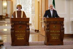 دیدار وزرای خارجه ایران و عمان
