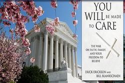 كتاب جديد يروي قصة كبت الحريات الدينية فى الولايات المتحدة