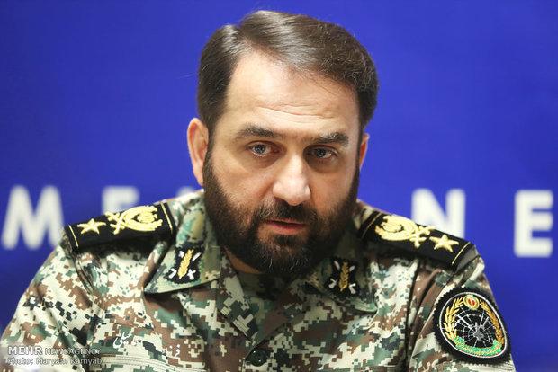 العميد اسماعيلي: تطوير الدفاع الجوي في الخليج الفارسي وبحر عمان