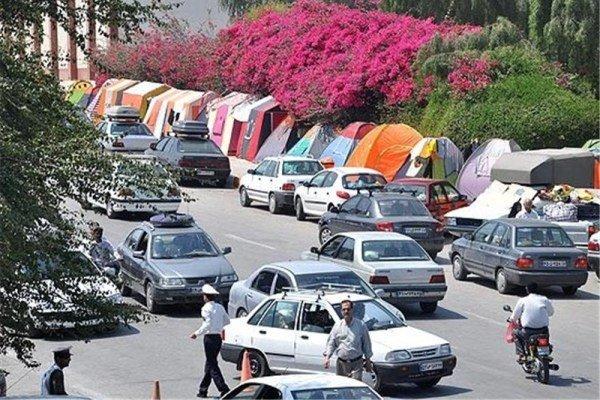 ۳ کمپ اسکان شهرداری خرمآباد میزبان مسافران نوروزی است