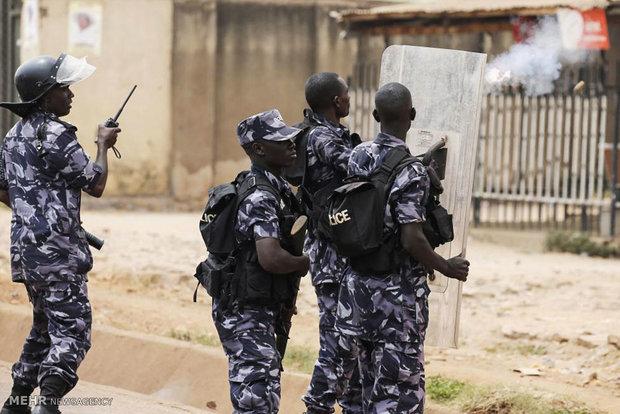 درگیری های بعد از انتخابات در اوگاندا