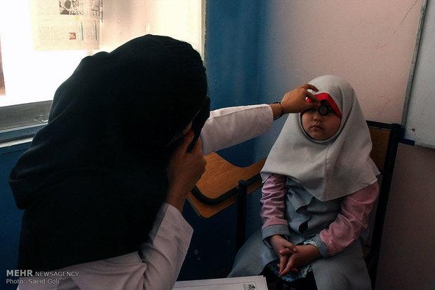 ارائه خدمات پزشکی رایگان در ورامین