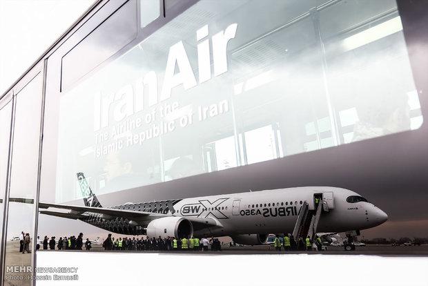 ایرباس 350 ایران ایر