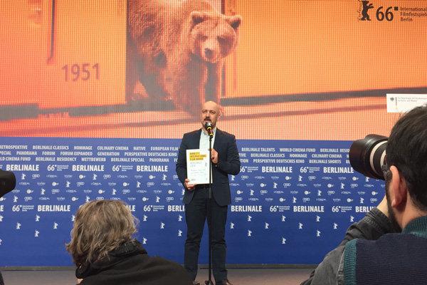 جایزه عفو بینالملل جشنواره برلین به «رویاهای دم صبح» رسید