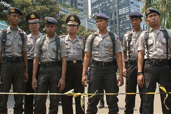 إندونيسيا : احباط هجوم إرهابي ليلة رأس السنة