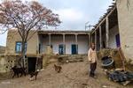 سقفهایی که زیر باران آوار شد/خانههای «خشتی» حادثه را انتظار میکشند