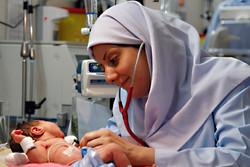 انجام اولین زایمان طبیعی باحضور همسرآموزش دیده در بیمارستان میلاد