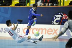 تایلند حریف تیم ملی فوتسال ایران در مرحله بعد شد