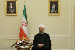 Rouhani congratulates Iraqi counterpart on Mosul liberation