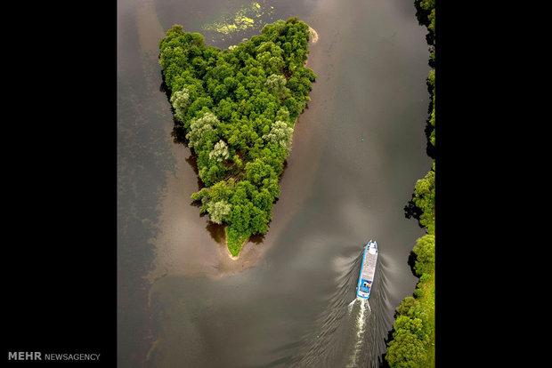 نقاشی خدا عکس قلب عکس طبیعت عکس زیبا