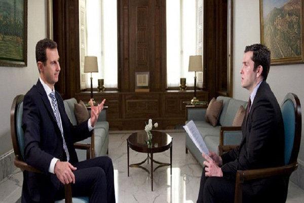 الرئيس السوري يعلن استعداده لوقف إطلاق النار شرط عدم استغلال الإرهابيين له