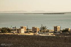 طبيعة ايران .. جزيرة قشم في الخليج الفارسي