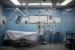مراسم افتتاح بیمارستان ۹۷ تختخوابی شفای تاکستان