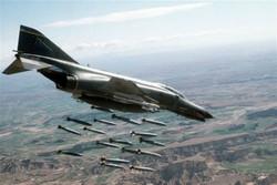 طائرات F16 العراقية تدمر مقر قيادة ودعم لوجستي لداعش في سوريا