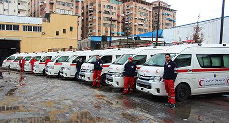 آماده باش پایگاه های امداد جاده ای همدان/فعالیت۸۰ دستگاه آمبولانس